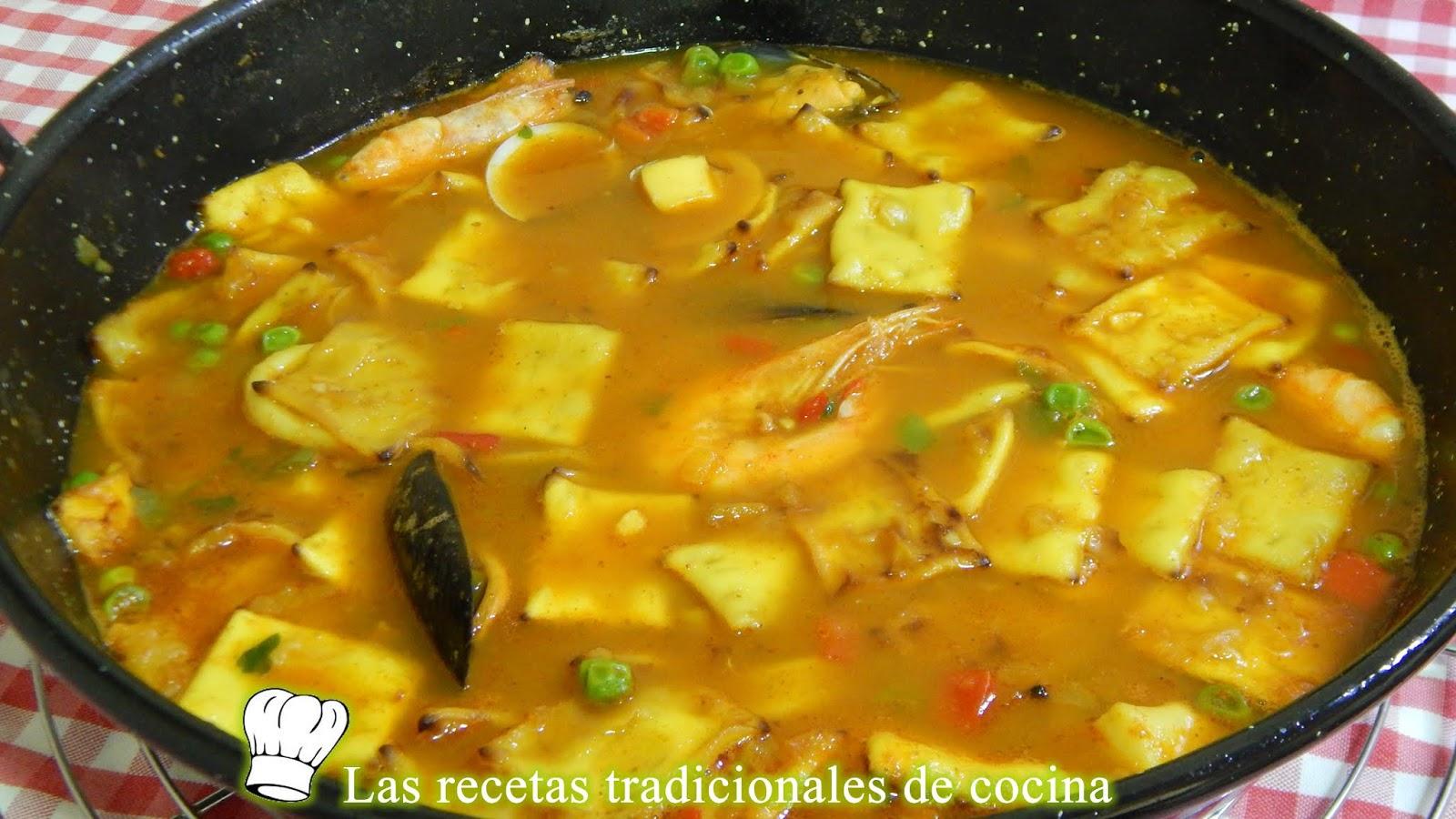 Receta De Gazpacho De Marisco Muy Fácil Y Sabroso