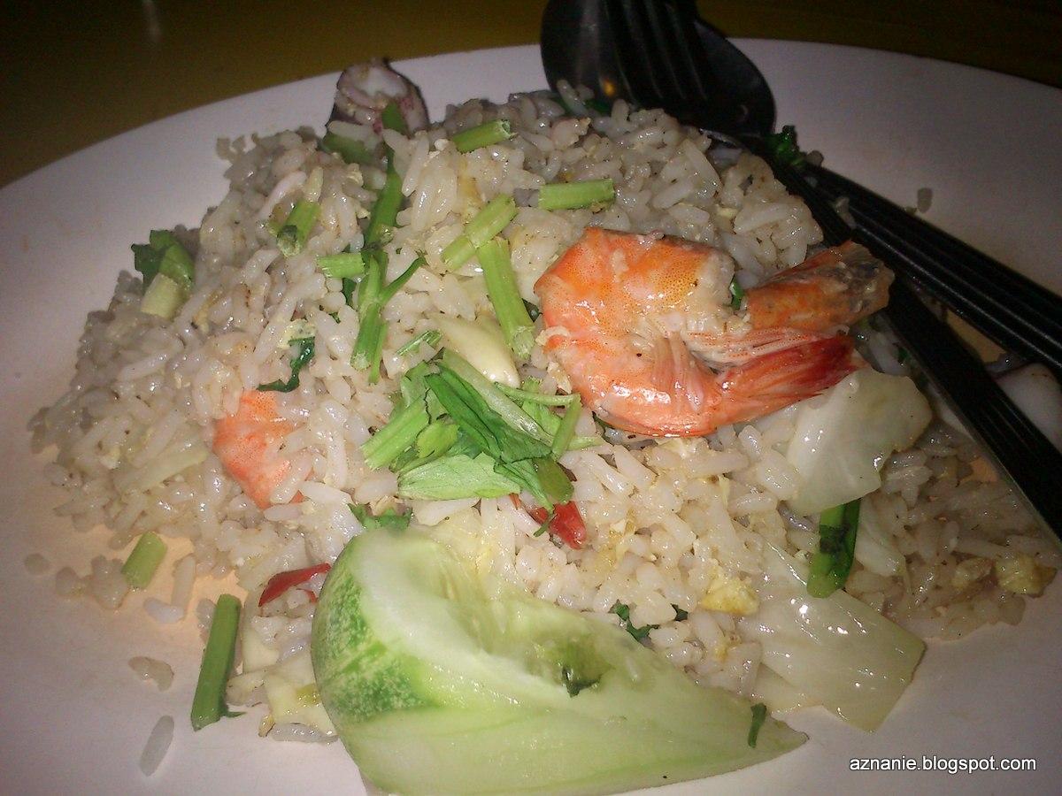 Resepi Nasi Goreng Seafood