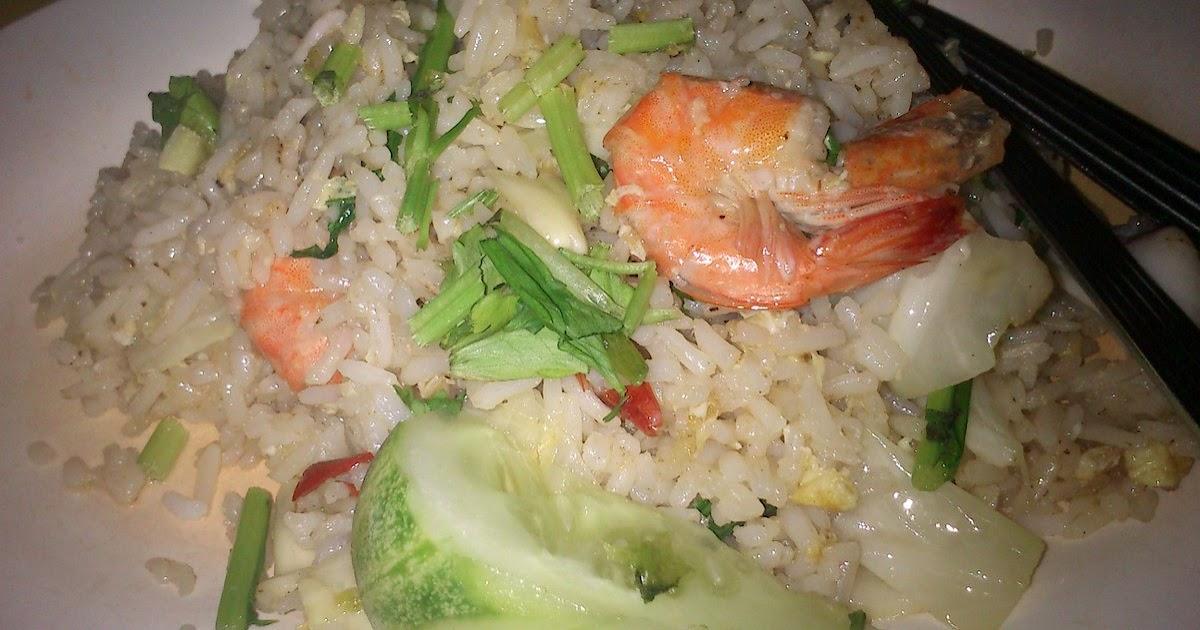 Tentang Aku: Nasi Goreng Seafood