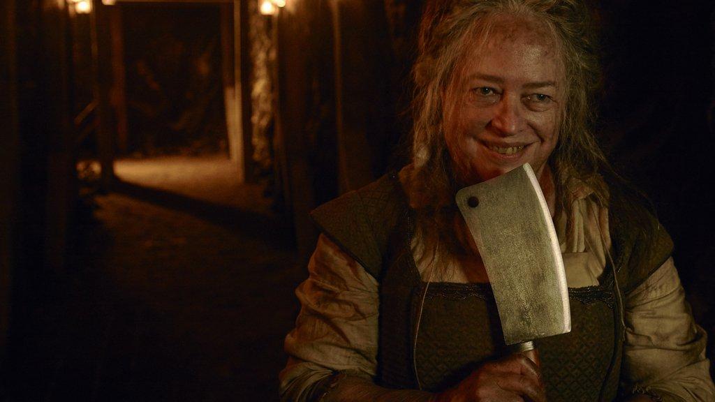 Kathy Bates, American Horror Story: Ranaoke, FX,