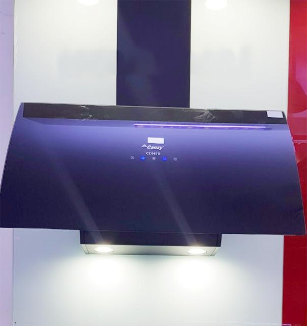 Máy Hút Mùi Canzy CZ-089D