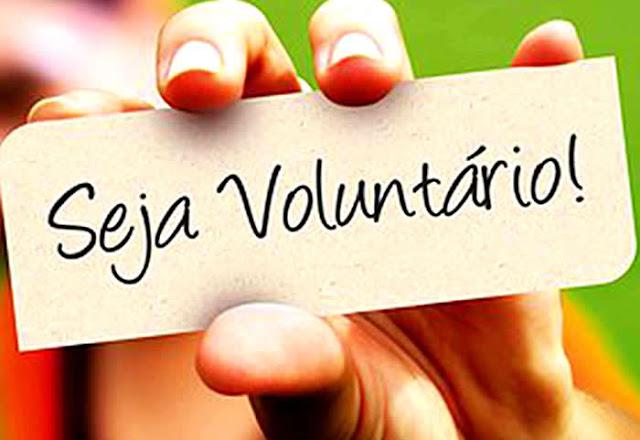Governo federal lança Programa Nacional de Incentivo ao Voluntariado