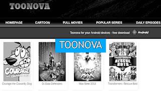 Toonova Illegal Movies HD Download Website