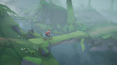 Lonely Mountains Downhill Game Screenshot 5