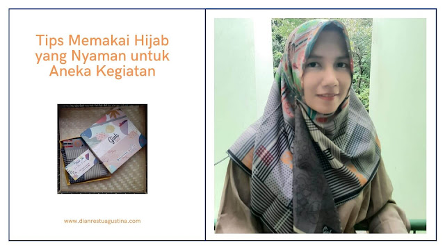 Tips Memakai Hijab yang Nyaman