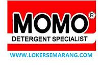 Loker Semarang dan Sekitarnya Marketing Support di Momo Detergent Specialist