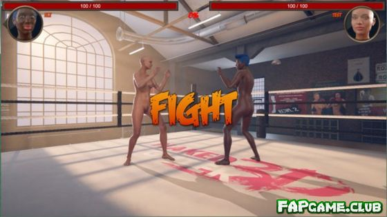[Game] Naked Fighter 3D ver 0.05 Pro Build