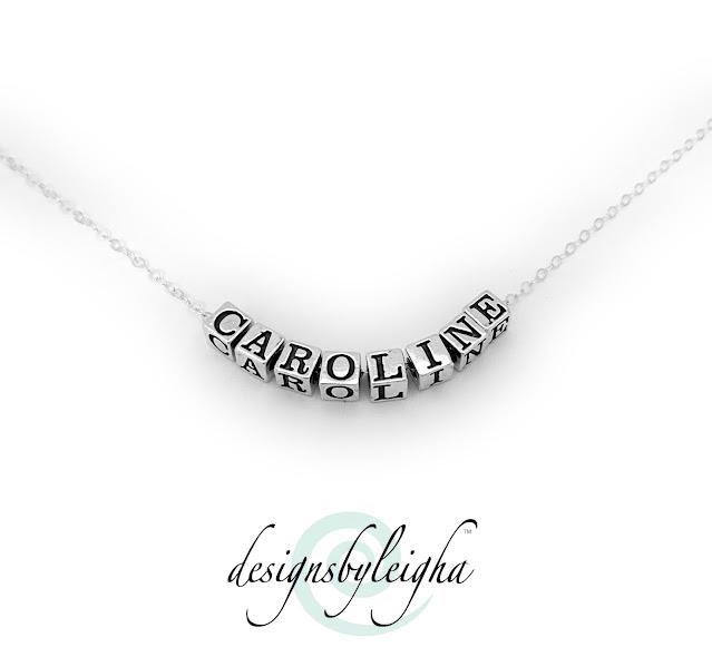 Caroline Necklace - .925 sterling silver