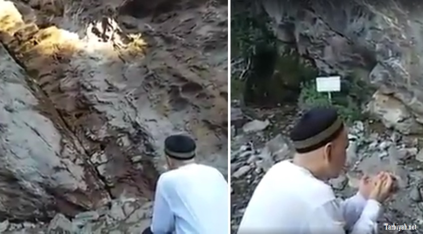 air dari pegunungan tidak mengalir