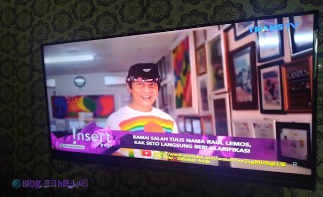 Siaran TV Digital di Smart TV Sharp AQUOS