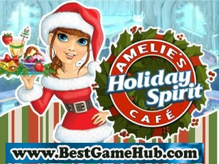 Amelies Cafe Holiday Spirit PC Game Free Download