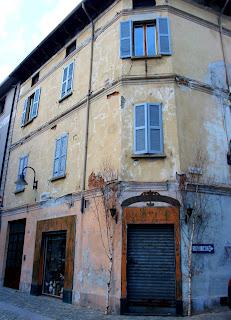 Casco histórico Tirano