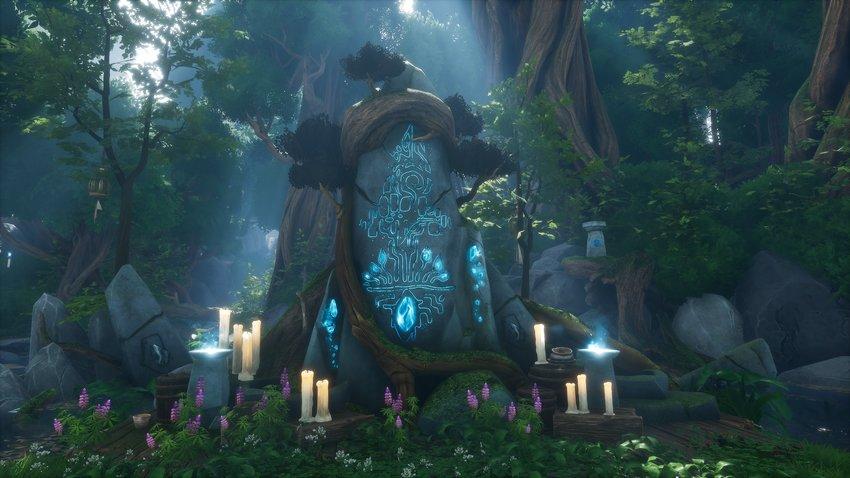 Kena - Bridge of Spirits: Rebuild the fishermen's shrine (puzzle solution)