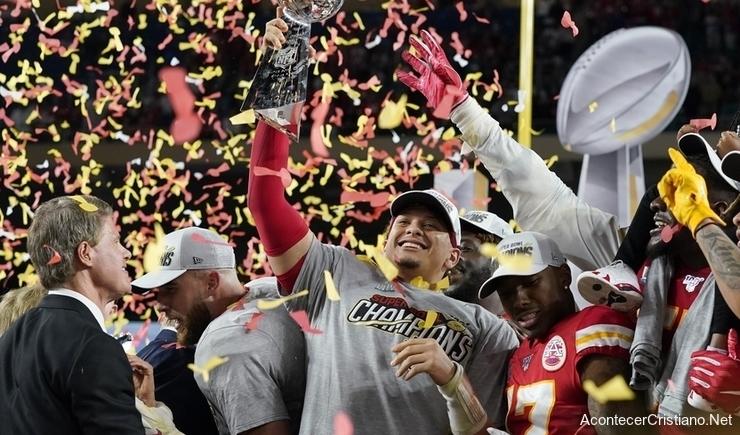 Campeones del Super Bowl 2020