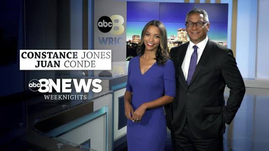 WRIC-TV welcomes Constance Jones to the 8News anchor desk