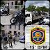 Policiais do 15° BPM realizaram a operação varredura em Belo Jardim