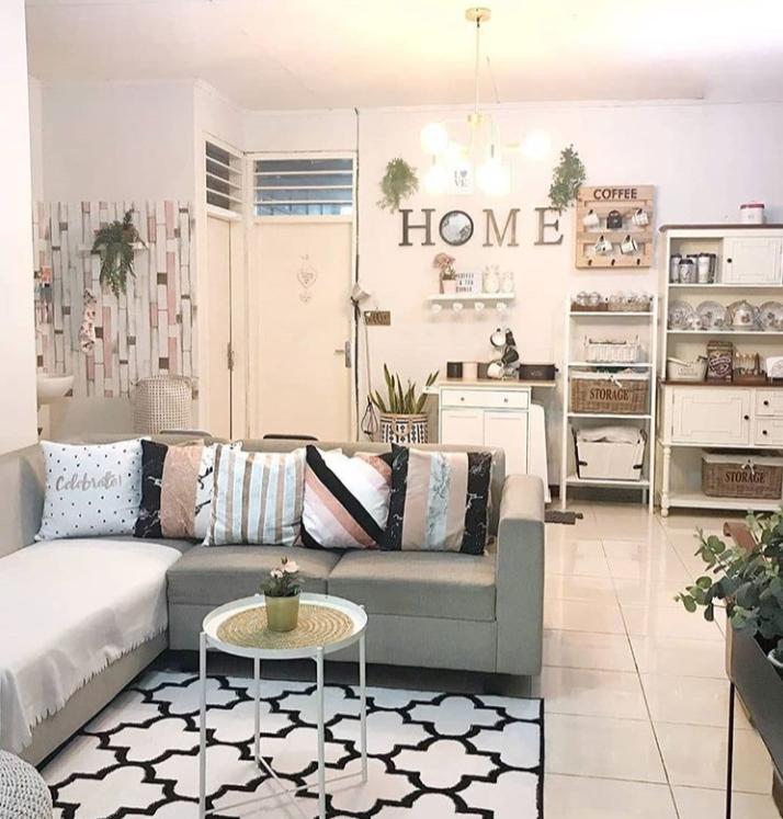 20 Desain Ruang Tamu Minimalis Yang Modern Lebih Terlihat Mewah Dan Elegan Blog Informasi