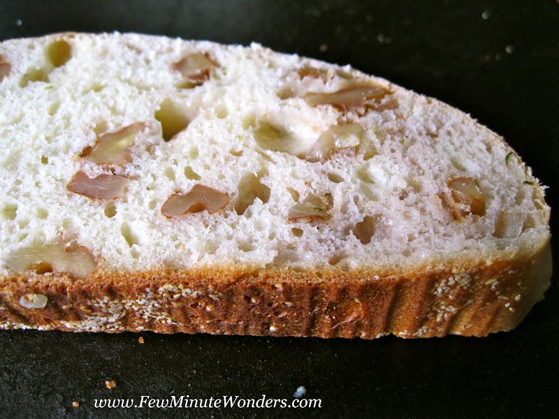 17f1c870f8b Walnut Bread   My Take On Andersen Bakery s Walnut Bread ...