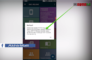 Cara Isi Pulsa Paket Nelpon Telkomsel 2100 Menit pengisian paket nelpon 2100 menit telah berhasil