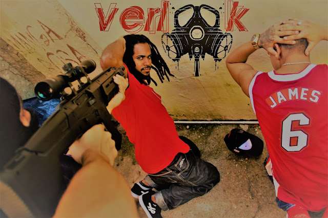 """""""Qual a sua detenção?"""" é novo clipe do rapper Verlook"""