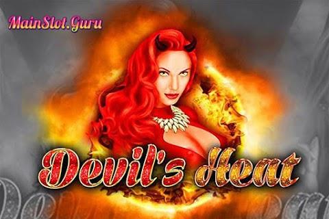 Main Gratis Slot Devil's Heat (Booming Games) | 96.08% RTP