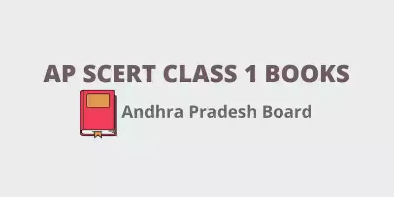 AP Board Class 1 Books PDF Download