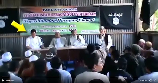 Bantah Berbaiat ke ISIS, Pengacara: Munarman ke Makassar Diundang Seminar