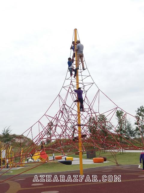 Taman Permainan Hill Park Saujana Utama