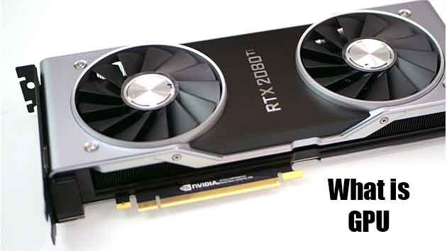 What is GPU in Computer and what is the full Form of GPU ?