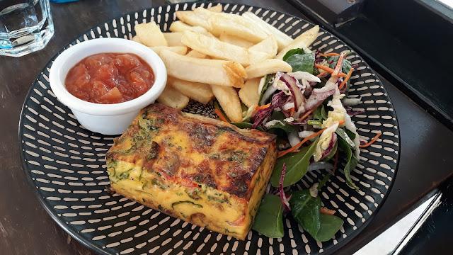 Ranges at Olinda Cafe Food