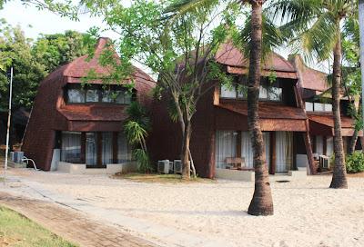 Ukuran Cottage di Putri Duyung Ancol