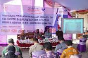 Apresiasi Kecamatan Senori Tuntaskan Pendataan Keluarga