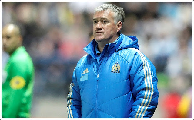 Didier Deschamps Marseille Olympique Manager