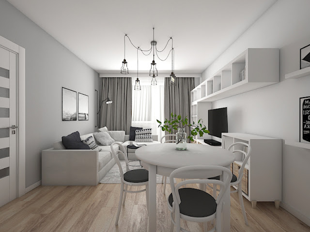 industrialny salon