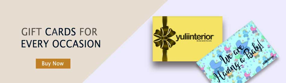 Yuli Interior Gift Cards