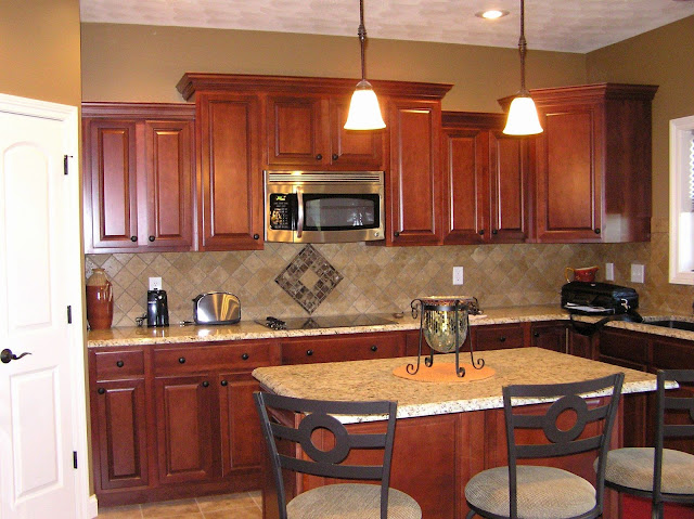 Various Types of Kitchen Cabinets