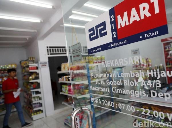 212 Mart di Bandar Lampung Serentak Boikot Produk Prancis 1 Pekan