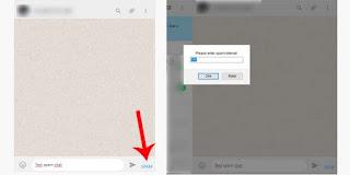 cara spam WA tanpa aplikasi