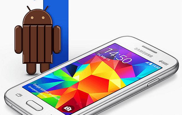 Stock Firmware Samsung Galaxy V (SM-G313HZ)