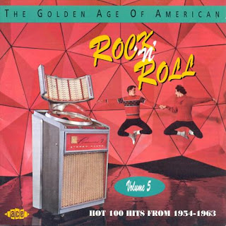 Dale & Grace - I'm Leaving It Up To You on The Golden Age Of American Rock 'N' Roll: Vol. 5 (1963)