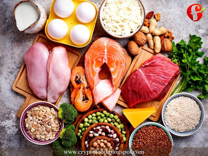 14 Healthy High Protein Foods | CryptoFood