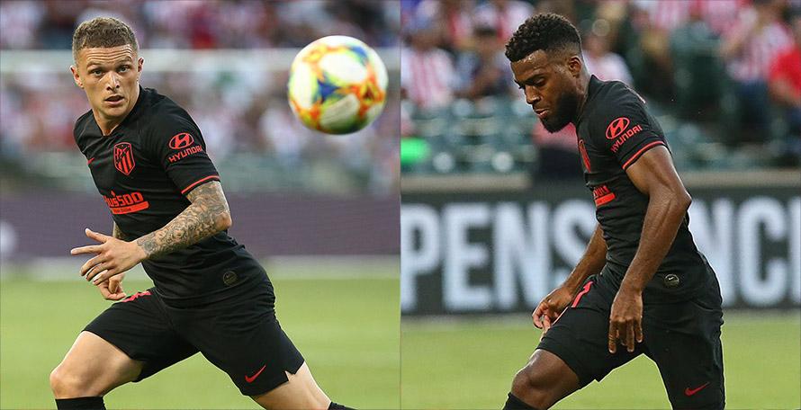 On-Pitch: Atlético Madrid 19-20 Away Kit - Footy Headlines