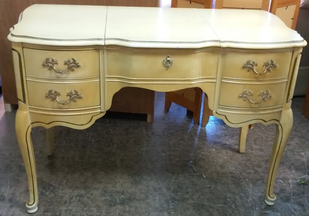 Uhuru Furniture & Collectibles Sold Bassett French