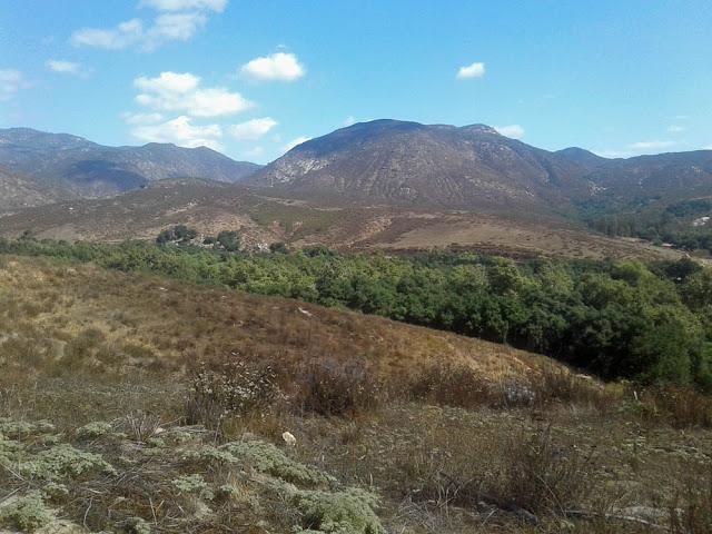 Photo of Orosco Ridge Trailhead, Pamo Valley