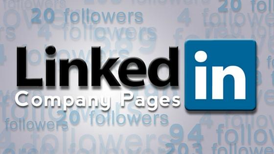 Company Pages trên Linkedin