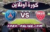 تفاصيل مباراة باريس سان جيرمان وديجون اليوم بتاريخ 27-02-2021 في الدوري الفرنسي