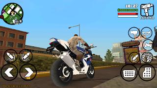 Download GTA SA Lite APK+DATA