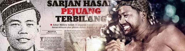 Kisah sebenar sebalik filem Sarjan Hassan