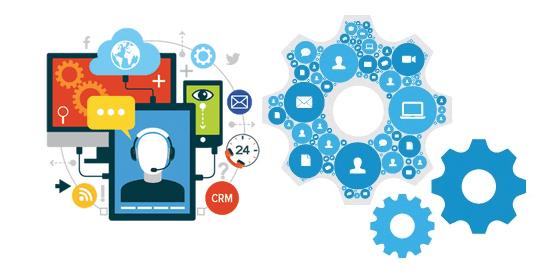 CMS DMS CRM ERP Services