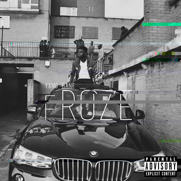 Yxng Bane - Froze - Single Cover